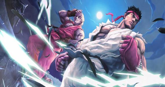 Capcom Street Fighter X Tekken DLC