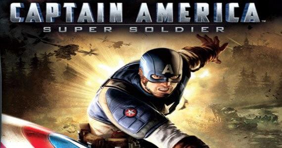 Captain America: Super Soldier (DS) Review