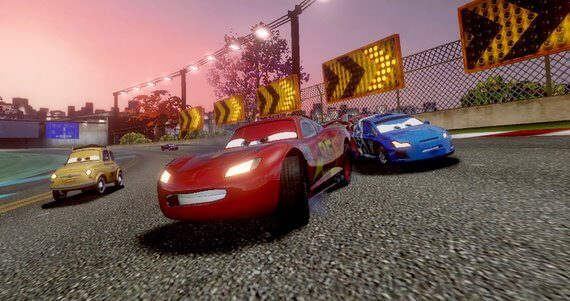 'Cars 2: The Video Game' Review