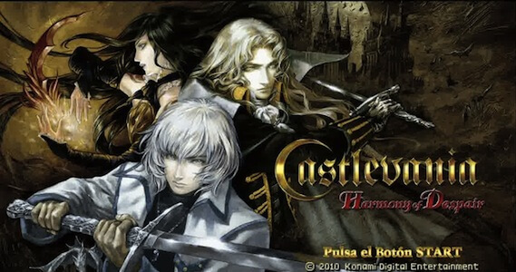 Castlevania: Harmony Of Despair To PSN This Summer