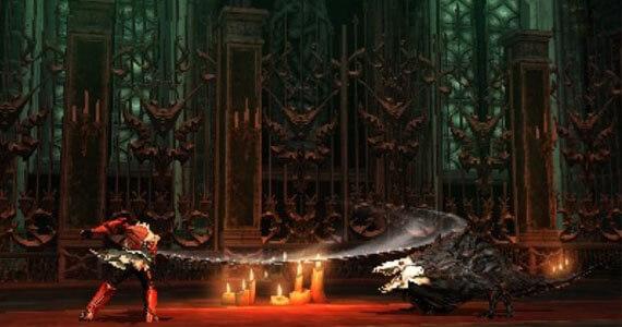 Castlevania 3DS Screenshots