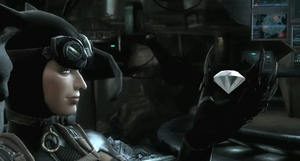 Catwoman Dazzles in New 'Injustice: Gods Among Us' Trailer