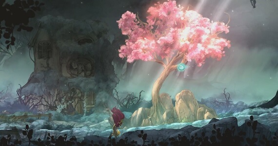 New 'Child of Light' Trailer Demonstrates Puzzle-Solving & Turn-Based Combat