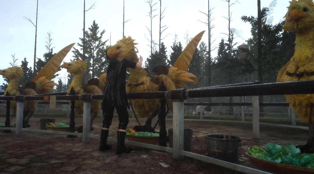 Final Fantasy 15: How To Unlock Chocobo Riding