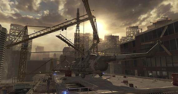 Classic Maps Headed to Modern Warfare 3