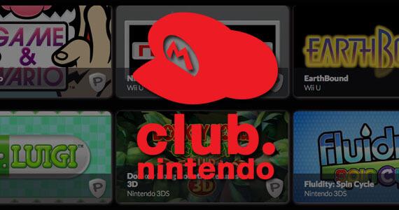 Club Nintendo 2014 Platinum Gold Rewards