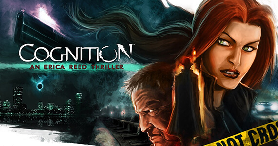 Cognition: An Erica Reed Thriller (Episode 1)