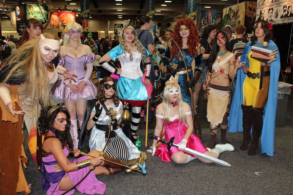 Comic-Con 2012's Best Cosplay: 'Mass Effect,' 'Lollipop Chainsaw,' & More!