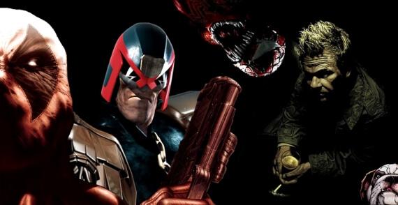 7 Comic Book Characters