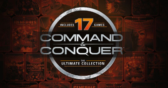 'Command & Conquer: The Ultimate Collection' Now Available