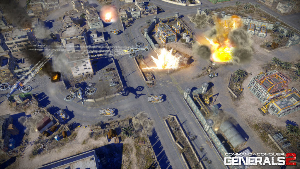 'Command & Conquer Generals 2' Concept Video Shows Origin of VGA Screenshot