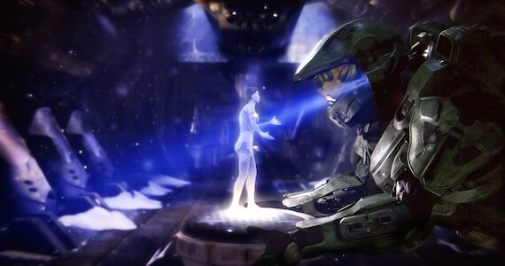 'Halo's Cortana to Battle Siri, Not Covenant, for Smartphone Dominance