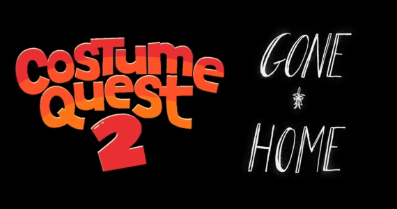 Costume Quest 2, Gone Home (Consoles)