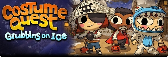 'Costume Quest: Grubbins on Ice' Review