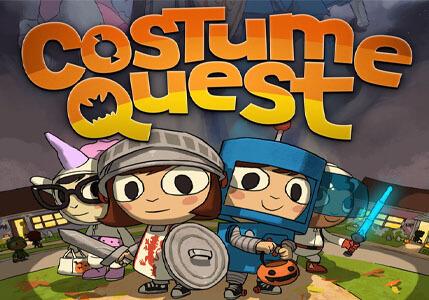Costume Quest, Costume Quest Logo,