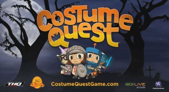 'Costume Quest' Review