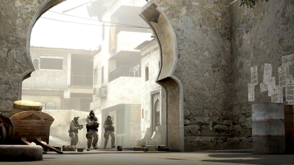 'Counter-Strike: Global Offensive' Cinematic Trailer, Zombie Mod