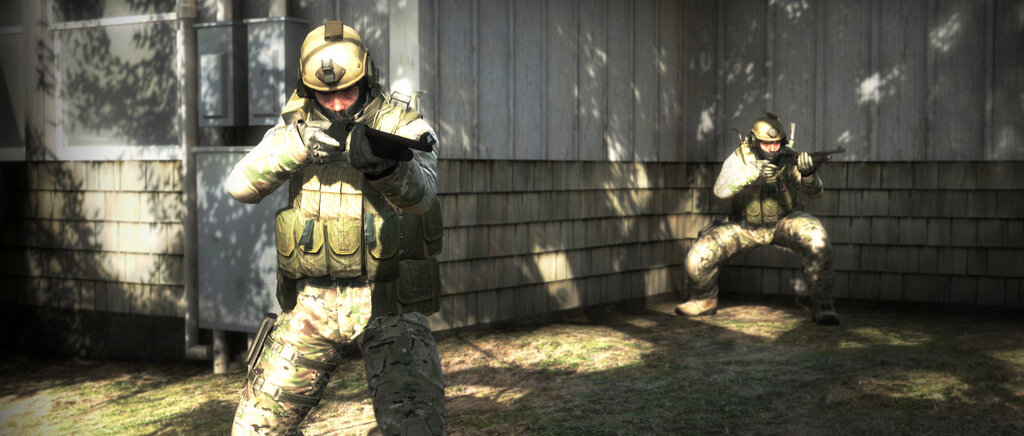 'Counter-Strike: Global Offensive' Cross-Play Axed, Screenshots Released