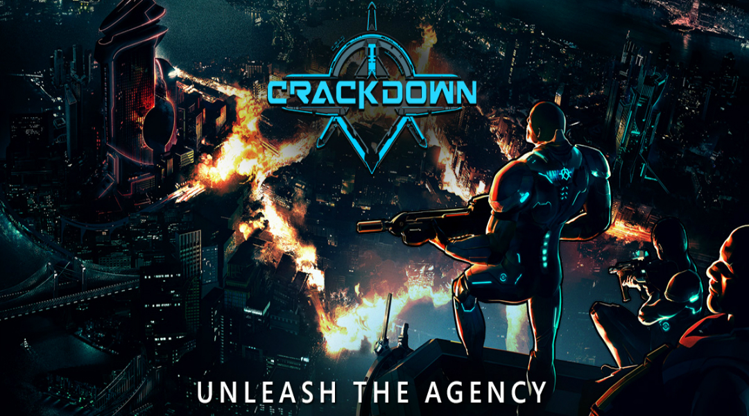 Crackdown 3 Targeting Holiday 2017 Release With Project Scorpio Support