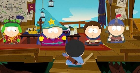 South Park: The Stick of Truth SDCC Demo