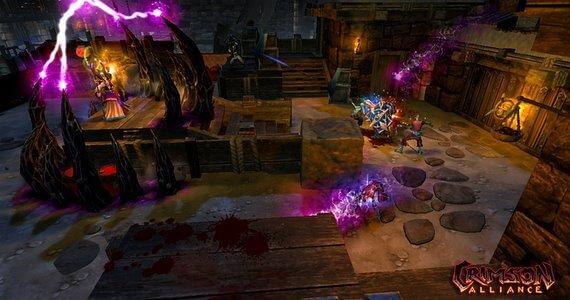 Crimson Alliance Review Boss Battle