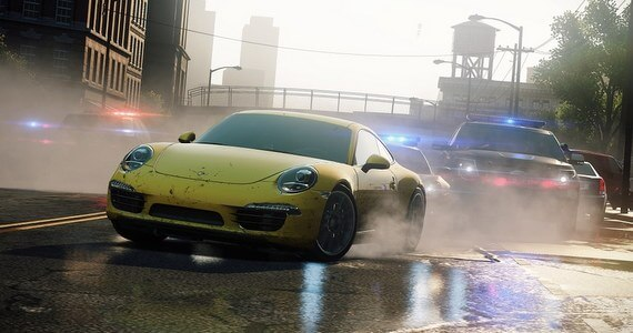 Criterion In The Driver's Seat For All Future 'Need for Speed' Games