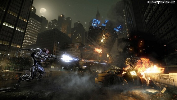 Xbox 360 to get Exclusive 'Crysis 2' Demo