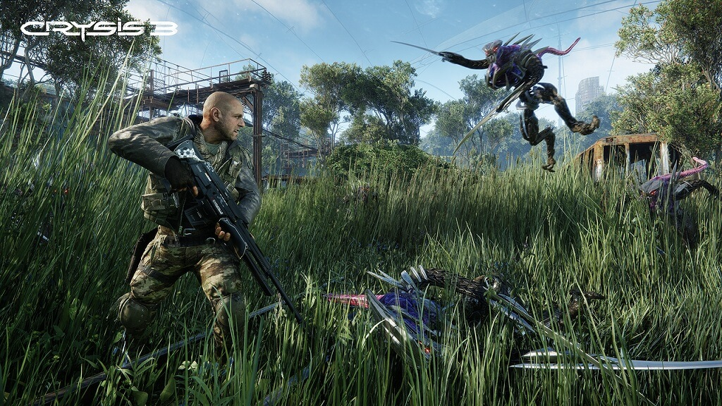 'Crysis 3' Release Date & Video Series Revealed Along With New Screenshots