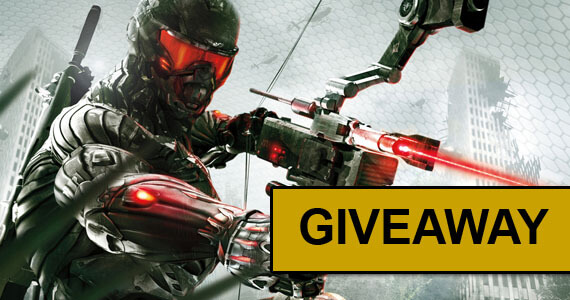 Crysis 3 Contest Giveaway