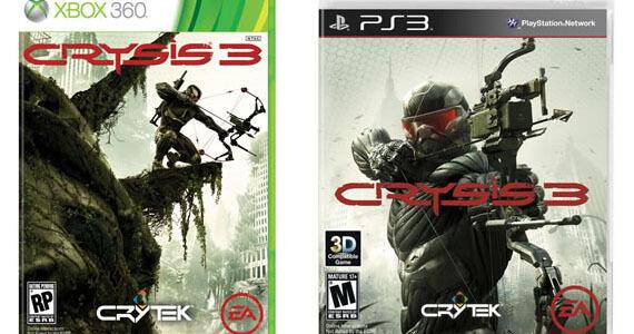 Crysis 3 Copies Contest