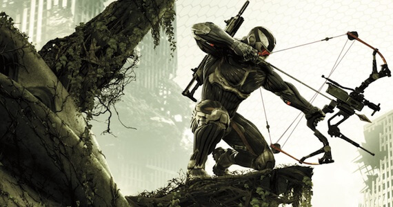Crysis 3 Experience Unchanged on Consoles