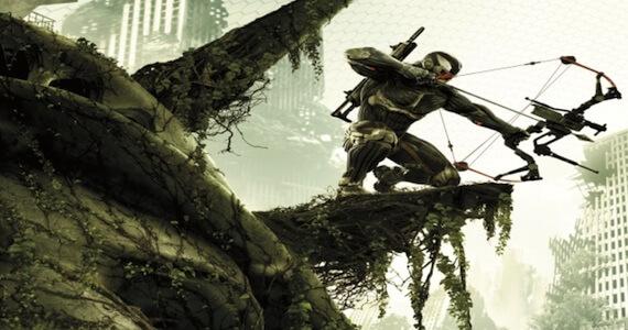 Crysis 3 PS3 Xbox 360 Graphics