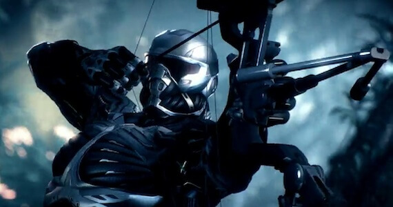 'Crysis 3' Teaser Trailer Hits the Mark; Gameplay Video on April 24th