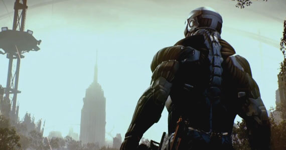 'Crysis 3' Gameplay Trailer Showcases Incredible Graphics
