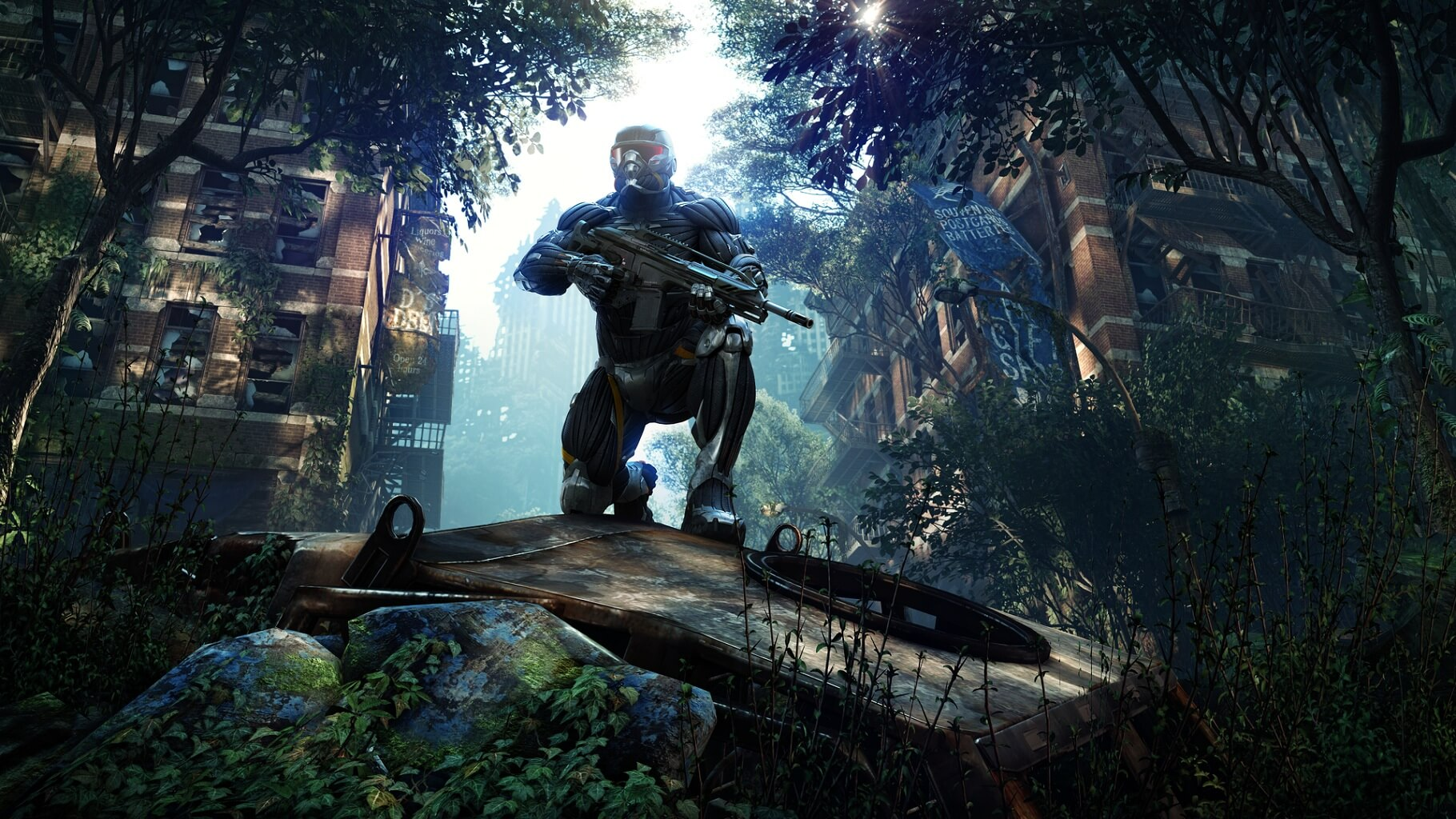 EA Releases New 'Crysis 3' Screenshots; They Look Pretty