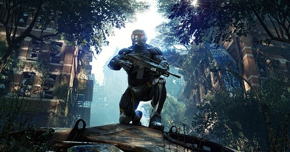 Crytek Considering a 'Crysis 4' — But it May Not be an FPS