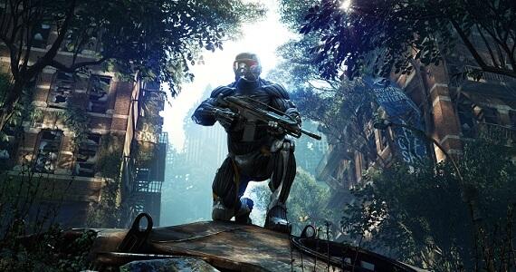 Crysis 4 FPS Crytek