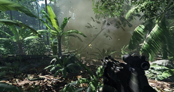 Crysis Coming to PSN and XBLA with New Powers; First Trailer Revealed
