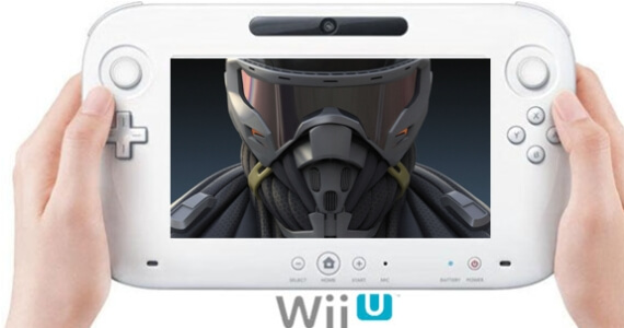 Crytek Will Support Kinect Wii U