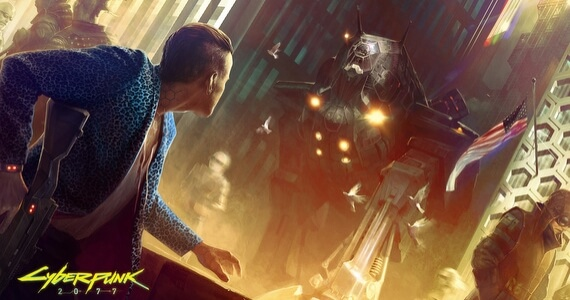 'Secret Message' In 'Cyberpunk 2077' Trailer Teases 'The Witcher 3'