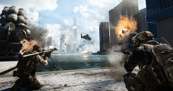 DICE Addresses 'Battlefield 4' Beta Performance Issues