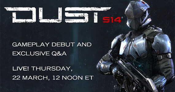 DUST 514 Event Comes to PlayStation Home Tomorrow
