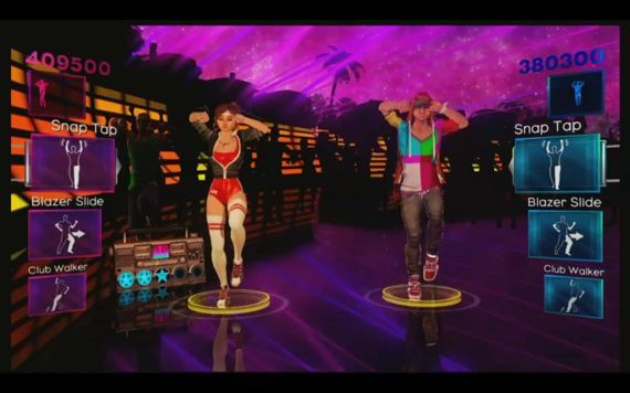 Dance Central 2 Preview E3 2011 Hands Impressions