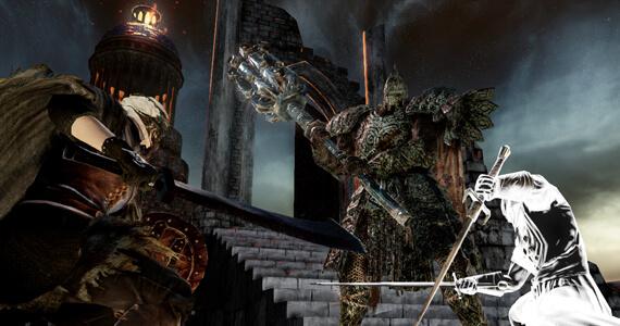 Dark Souls 2 Citadel