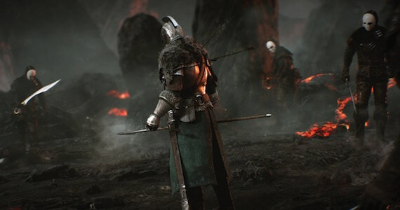 New 'Dark Souls 2' Trailer, Screenshots & Gameplay Details [Updated]