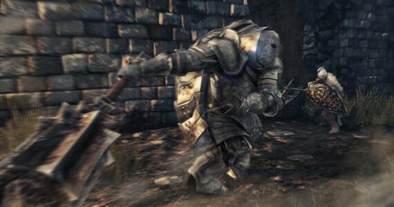 Dark Souls 2 Giant