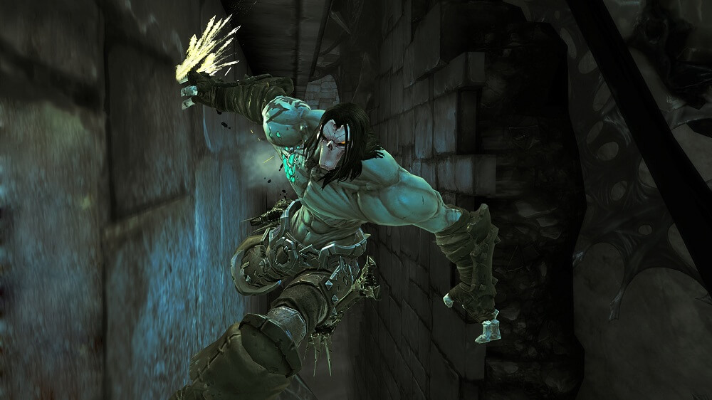 New 'Darksiders 2' Trailers and Screenshots Explore Death