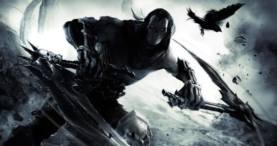 'Darksiders 2' Gameplay Video Features Boss Battle