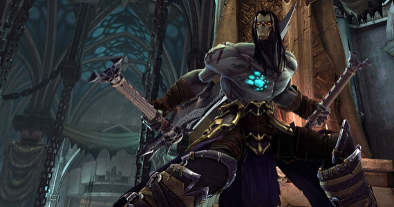 'Darksiders II' Director Claims Wii U Is 'On Par' With Current Consoles