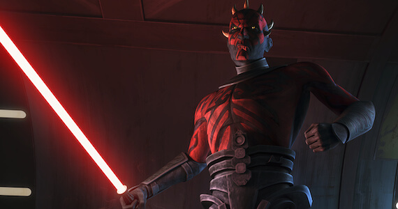 Darth Maul Clone Wars Video Game